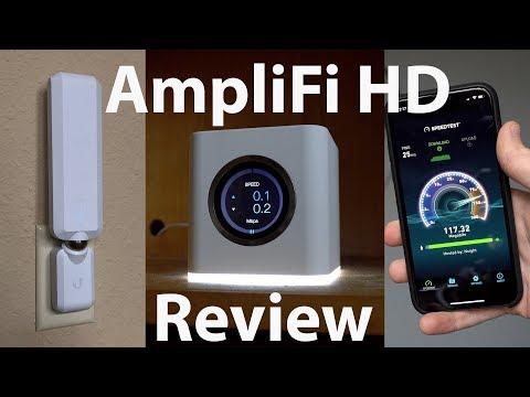AmpliFi HD Mesh Wi-Fi System Review