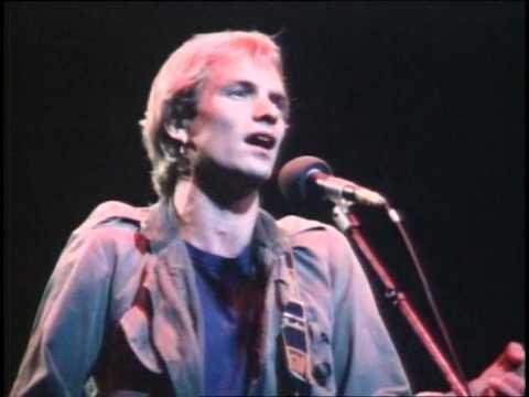 STING-ROXANNE (LIVE 1981)