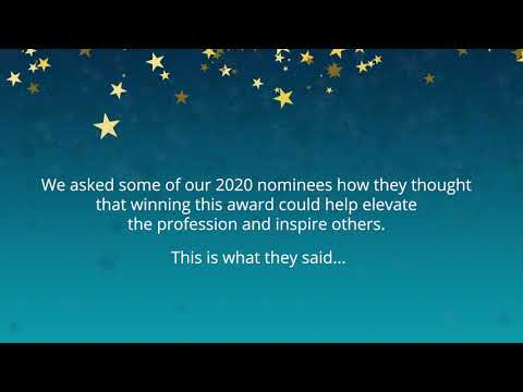 Preview image for our video : Nominations for the European Risk Management Awards 2021 are OPEN