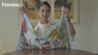 #PreviewChallenge: See How Many Ways Heart Evangelista Can Style Her Hermes Scarf