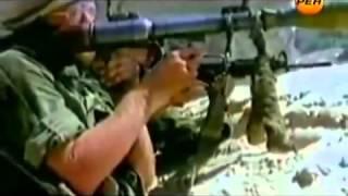 Танк Абрамс против РПГ 7  Взрыв танка.