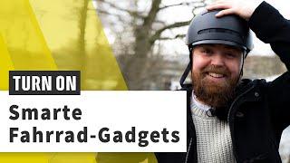 Pimp My Ride: Diese Gadgets machen das Fahrradfahren smart