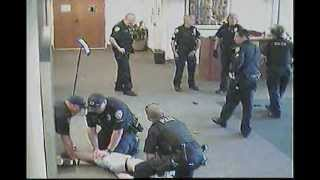 Gunshot at Beaverton City Hall 7/26/13