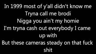 Chris Brown  - Home *lyrics*