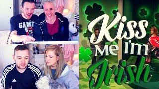 Irish People Watch SNL's Irish Dating Show for the first time - Video Youtube