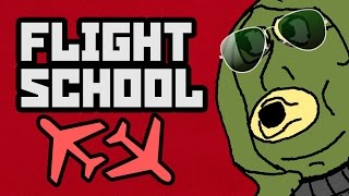CHEEKI BREEKI AIRLINES - Flight School