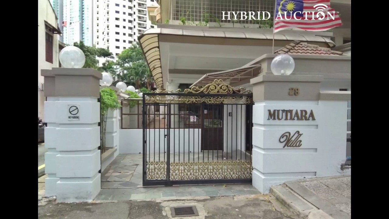 [Owner Auction™] Mutiara Villa Condo is now up for sale by auction! RM410 psf in KL city!
