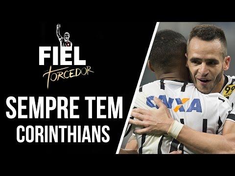 Sempre tem Corinthians!