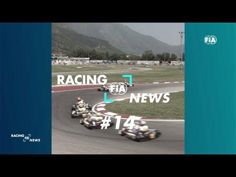 FIA RACING NEWS #14