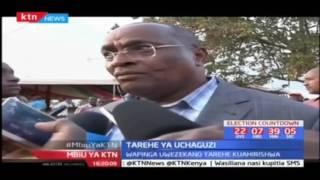 Viongozi wa Jubilee Ukambani wadai NASA inataka uchaguzi uhairishwe