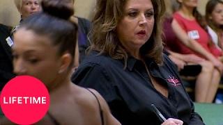 Dance Moms: Bonus Scene: Abby's Audition (S5, E7) | Lifetime
