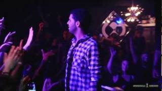 "Drake Performs ""Wildfire"" w/SBTRKT Live @ Wrongbar Toronto"