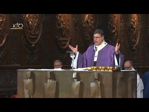 Messe du 10 mars 2019 - 1er dimanche de Carême