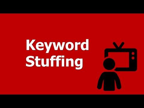 Keyword Stuffing: What is Keyword Stuffing?