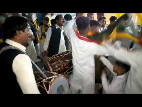 Muhammad ali dhol player