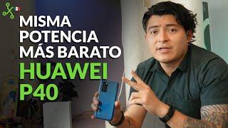 Huawei P40, UNBOXING en México igual de POTENTE y BONITO pero MÁS BARATO