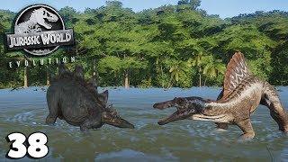 JURASSIC WORLD EVOLUTION 38 - ISLA SORNA - royleviking [FR HD PC]