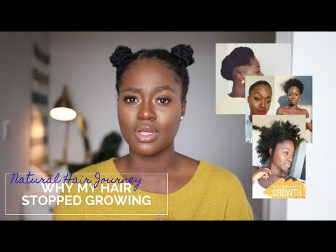 11 REASONS WHY MY NATURAL HAIR IS BREAKING OFF & NOT GROWING