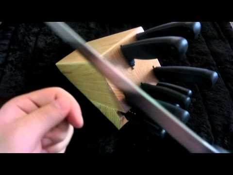 Knife Review : Cold Steel Kitchen Classic Set