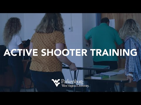 WVU Parkersburg Active Shooter Response Training