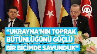 Встреча президентов и Украины и Турции завершена: Эрдоган высказался в поддержку Минских соглашений