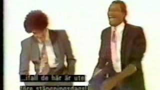 Phil Lynott Lenny Henry Comedy Sketch