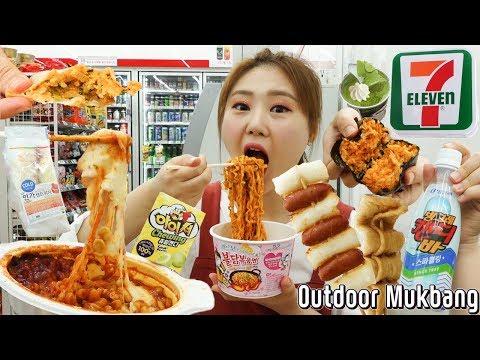 韓國小七美食開箱