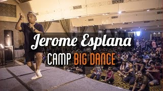 Jerome Esplana I Find Out - Aceyalone I Big Dance X PDSP