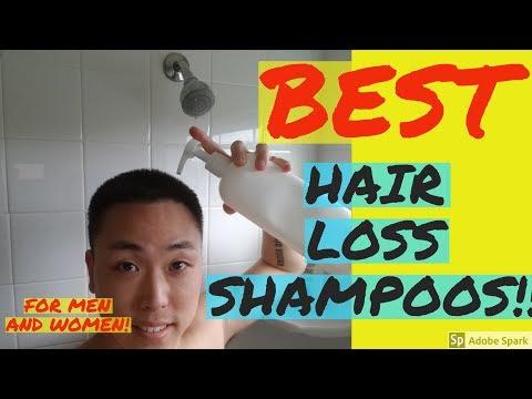 Espesyal na shampoo para sa buhok pagkawala Recipes lola Agafia