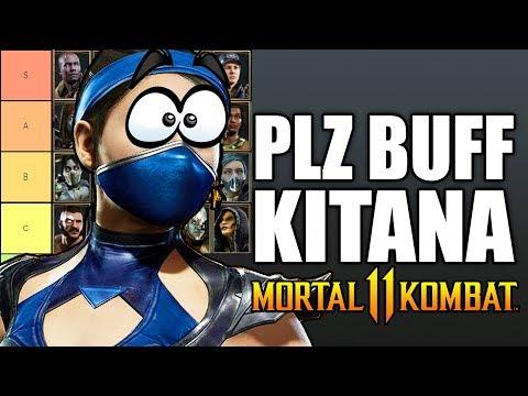 Mortal Kombat 11 - How Terrible is Kitana??