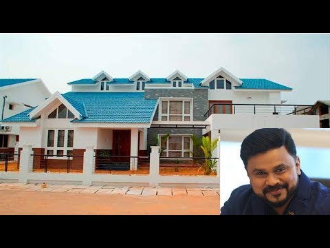 Actor Dileep Luxury Life | Salary | Net worth | House | Cars | Business | Marriages | Family