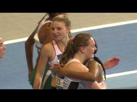 Joyce Schumacher wint Nederlands kampioenschap op zestig meter horden