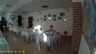 """Тамань, завтрак в гостинице """"Татьяна"""""""
