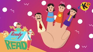 Grade 1 English | Finger Family Song | Ready, Set, Read!