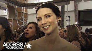 Caitriona Balfe - Golden Globes - Season 3
