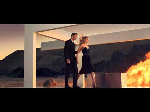 Provocations :30 Campaign Spot -- Featuring Alexander Skarsgård - презентация одежды Calvin Klein