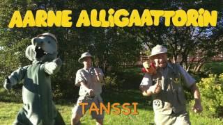 Aarne Alligaattorin tanssi