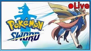 Pokemon Sword - 🔴 Live