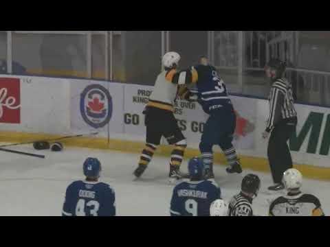 Dawson Baker vs. Charlie Callaghan