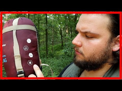 Camtoa Ultralight Schlafsack | Deckenschlafsack