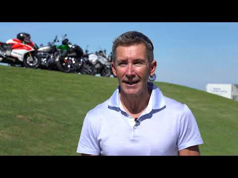 BTS: Troy Bayliss talks Australian Motorcycle Festival