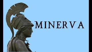 🦉 Minerva 🐍 Roman Goddess of Wisdom, War and Healing: Quinquatria (March 19~23)