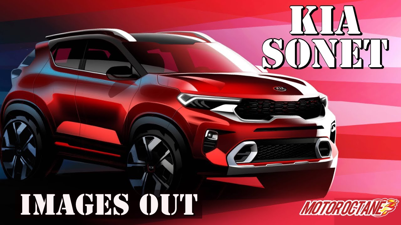 Motoroctane Youtube Video - Kia Sonet - Final Renderings are here!