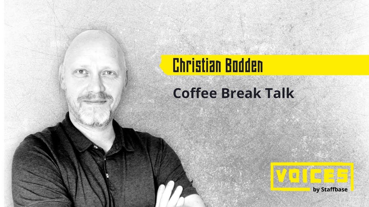 Christian Bodden: Coffeee Talk