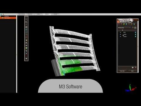 Máquina de escaneo 3D portátil