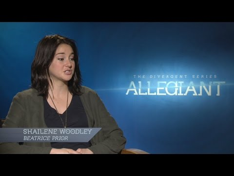 The Divergent Series: Allegiant (IMAX Featurette)