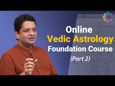 KB speaks on Online Vedic Astrology Foundation Course (Part 2) | Mahavastu - Vastu Shastra