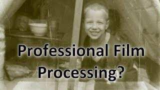 Why would you want to hand process 16mm film instead of professional processing