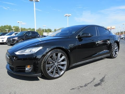 2012/2013 Tesla Model S 85kWh In-Depth Review