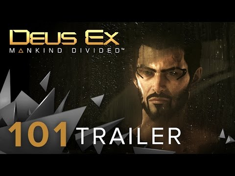Oh Yeah, A New Deus Ex Is Coming Out Soon